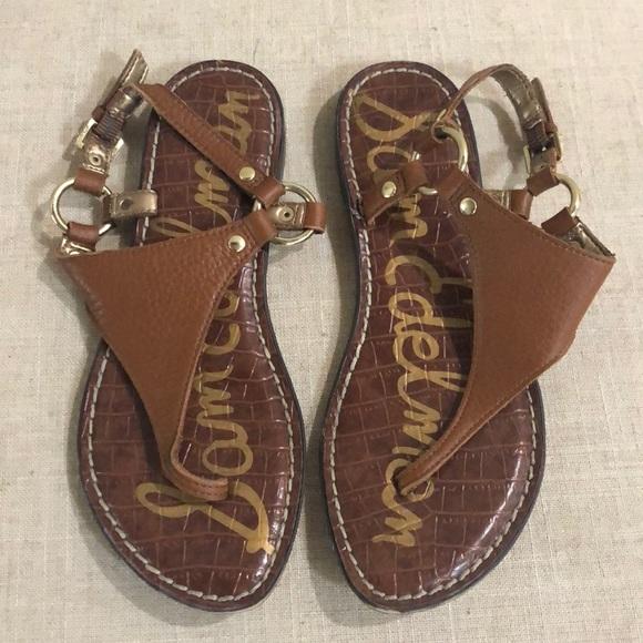 """Sam Edelman Other - Sam Edelman """"Greta"""" sandals size 3 (wmn 5)"""
